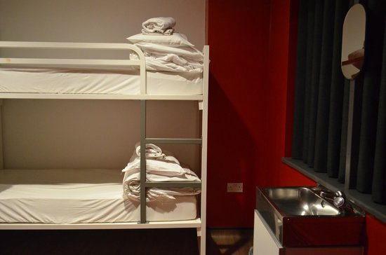 Generator Hostel London: Clean and tidy beds