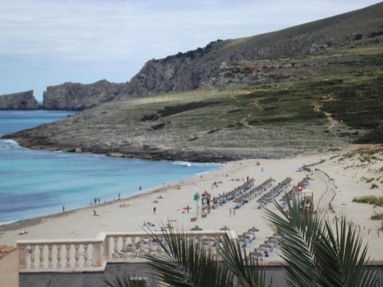 Viva Cala Mesquida Resort & Spa: Strand