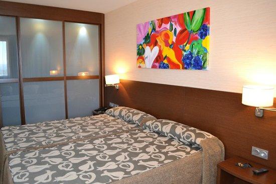 Hotel & Spa Real Ciudad de Zaragoza: Habitación de matrimonio