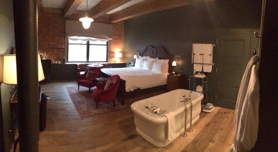 Soho House New York: My room on 7