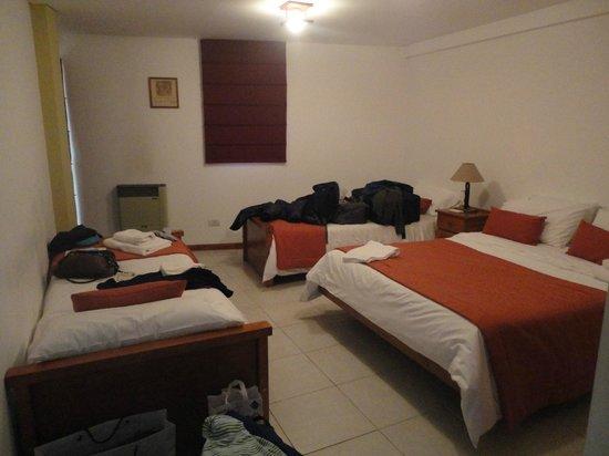 Altos de la Costanera - Aparts: Dormitorio