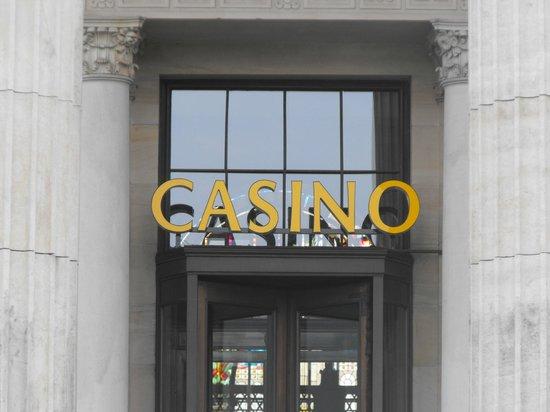 Spielbank Wiesbaden: Вход