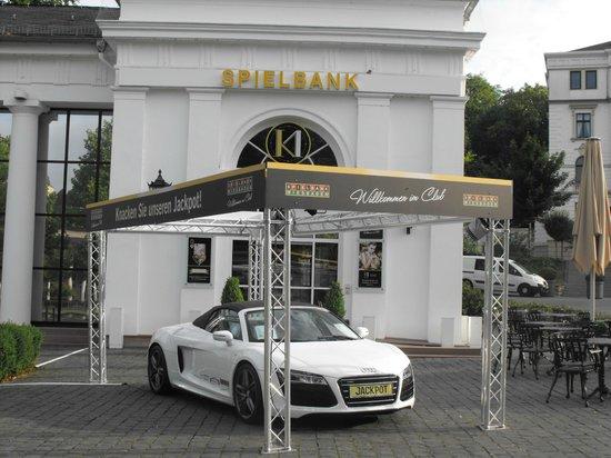 Spielbank Wiesbaden: Один из призов