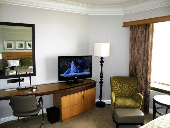 London Hilton on Park Lane: Bedroom 2308