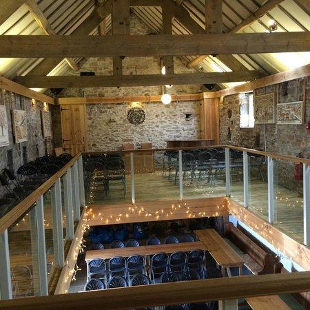 Beechenhill Farm: Wedding Venue