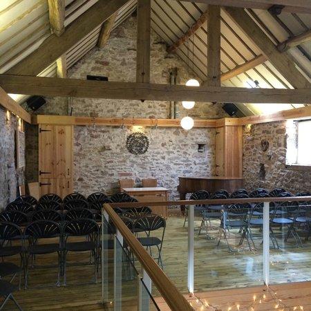 Beechenhill Farm: Wedding Ceremony venue