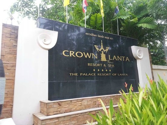 Crown Lanta Resort & Spa : Crown Lanta