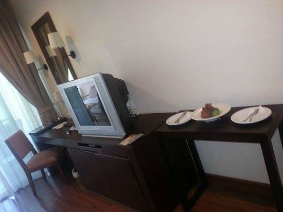 Crown Lanta Resort & Spa : Rummet