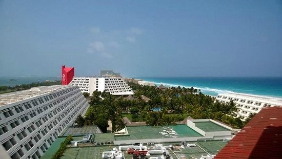 Omni Cancun Resort & Villas: Vista a la laguna