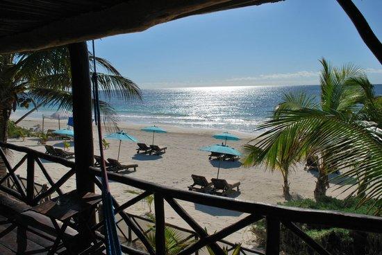 Azucar Hotel : Vue du bungalow