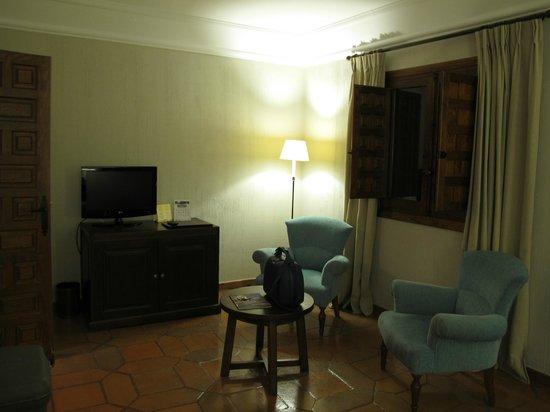 Parador de Cuenca : Habitación