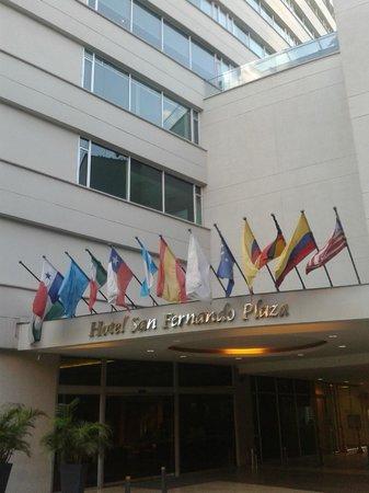 Hotel San Fernando Plaza Medellin: Fachada