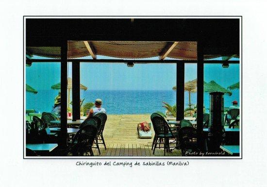 Villa Erina Park Hotel : Nuestro Beach Club, Romeo´s Bahía