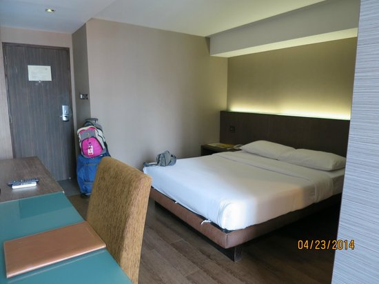 Bangkok City Hotel : Room 1120