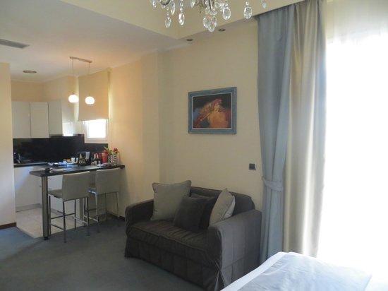 AVA Hotel Athens : room