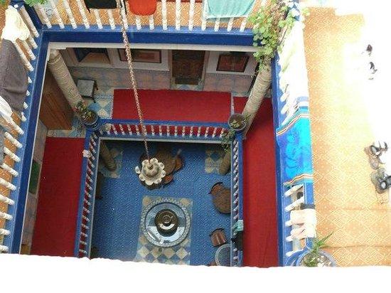 Dar El Pacha : дворик