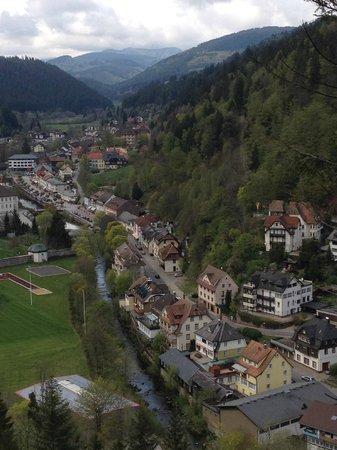 Hotel Kehrwieder: St. Blasien