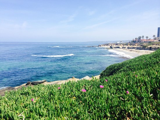The Bed & Breakfast Inn at La Jolla: The Beach is divine