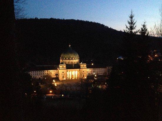 Hotel Kehrwieder: Dom in der Abenddämmerung