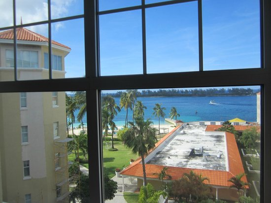 British Colonial Hilton Nassau : View from our room