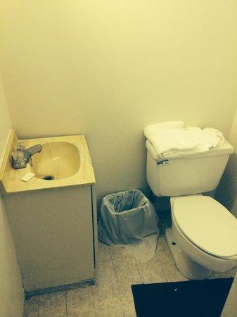 Palomar Inn : Bathroom