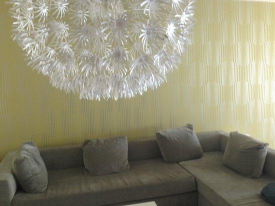 Orhideea Residence & Spa: Pretty light