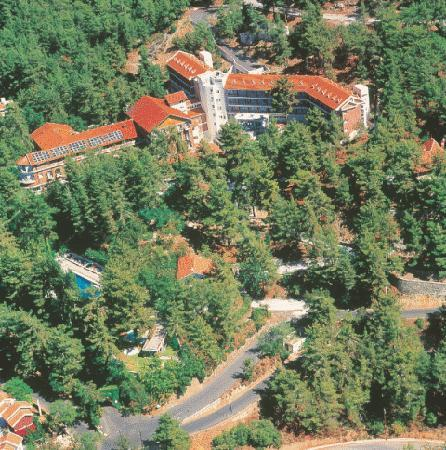 Forest Park Hotel: AREAL PHOTO