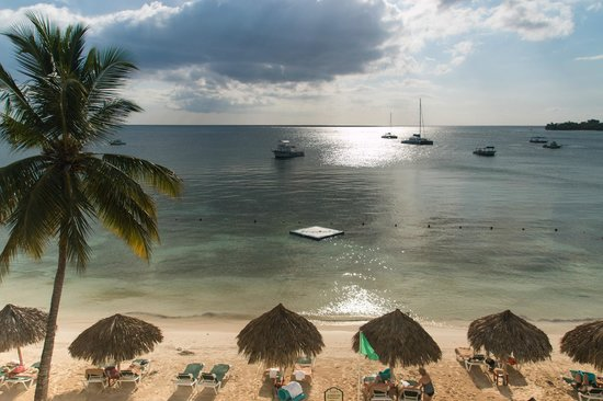Sandals Negril Beach Resort & Spa: View from the room