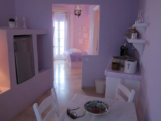 Senses Boutique Hotel : Purple room