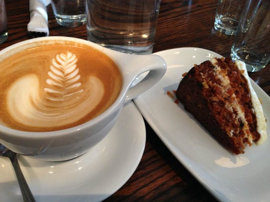 The Crown and Crumpet: Fair Trade Coffee and Cake