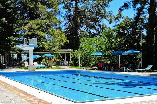 Forest Park Hotel: OUTDOOR POOL