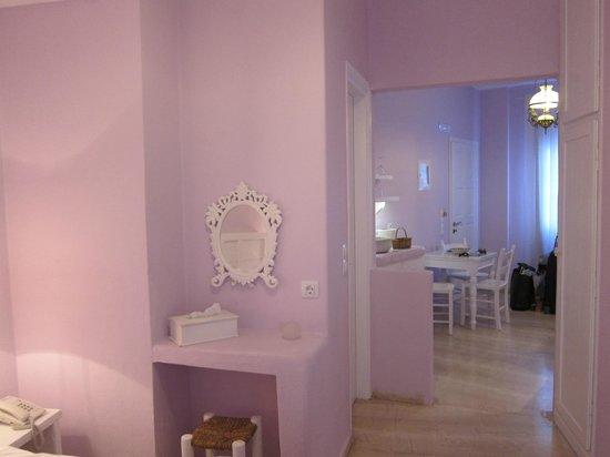 Senses Boutique Hotel: Purple room