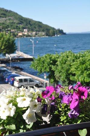 Hotel Pai: Blick von der Terrasse!