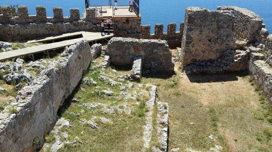 Alanya Kalesi (Castle): Alanya kalesi