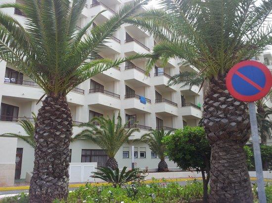 Intertur Hotel Miami Ibiza : entrata hotel
