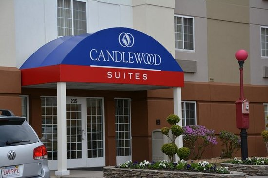 Candlewood Suites - Boston Braintree : Ingresso