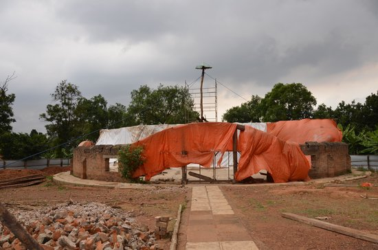 Kasubi Tombs: Renivations of the damaged tombs