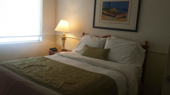 Hotel Cabana Clearwater Beach: Cute and Clean room