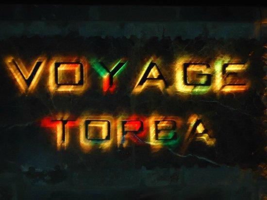 Voyage Torba : entrée