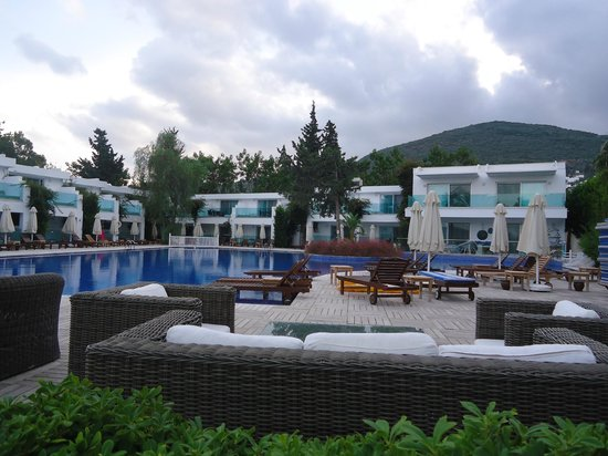 Voyage Torba : piscine