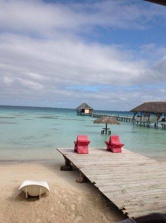 Pearl Havaiki: vista dalla veranda