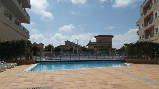 Hotel Costa Narejos: pool area