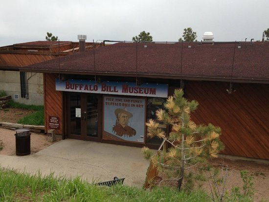Buffalo Bill Grave and Museum: Buffalo Bill Museum