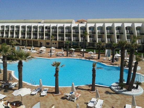 Iberostar Royal Andalus: basen, widok z pokoju