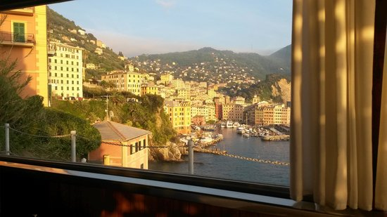 Ristorante Rosa : view from our dinner table