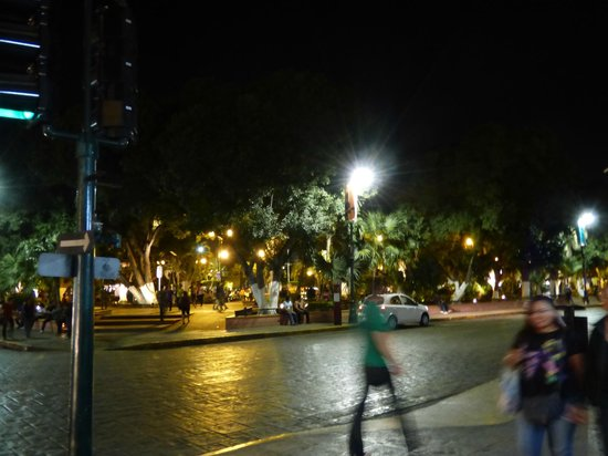 Plaza Grande: Plaza Grand Night