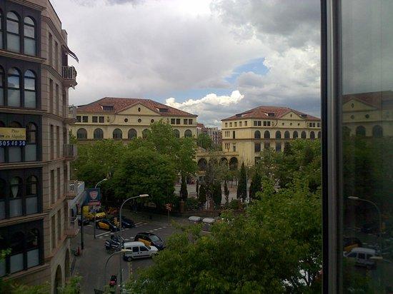 Hotel Sant Antoni: Vista desde la habitación