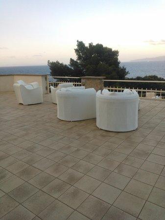 Hotel Arenella : spettacolare vista mare