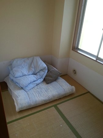 Aizuya Inn : Chambre 1 personne