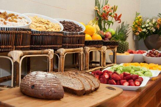 Hotel Loreto : Desayuno 1